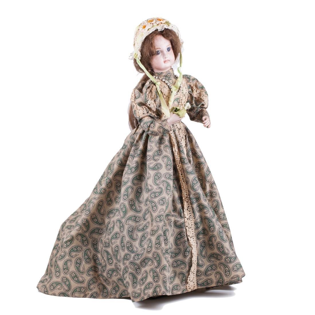 Huge JUMEAU automaton musical doll