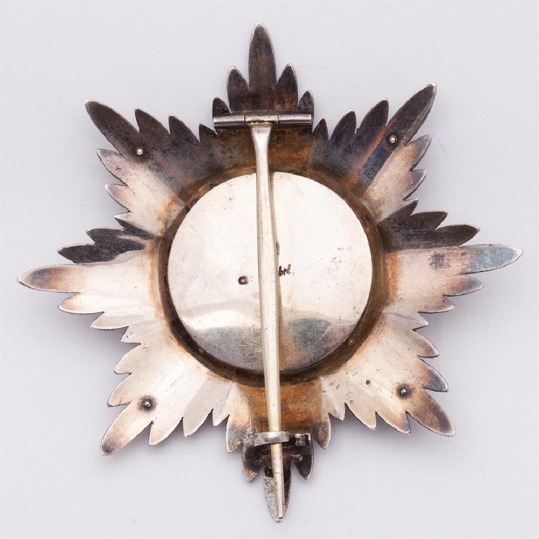 Breast star, Order of Saint Stanislaus I class - 2