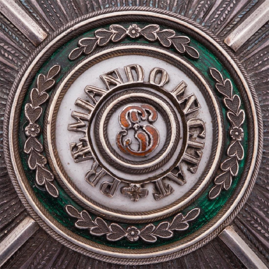 Breast star, Order of Saint Stanislaus I class - 6