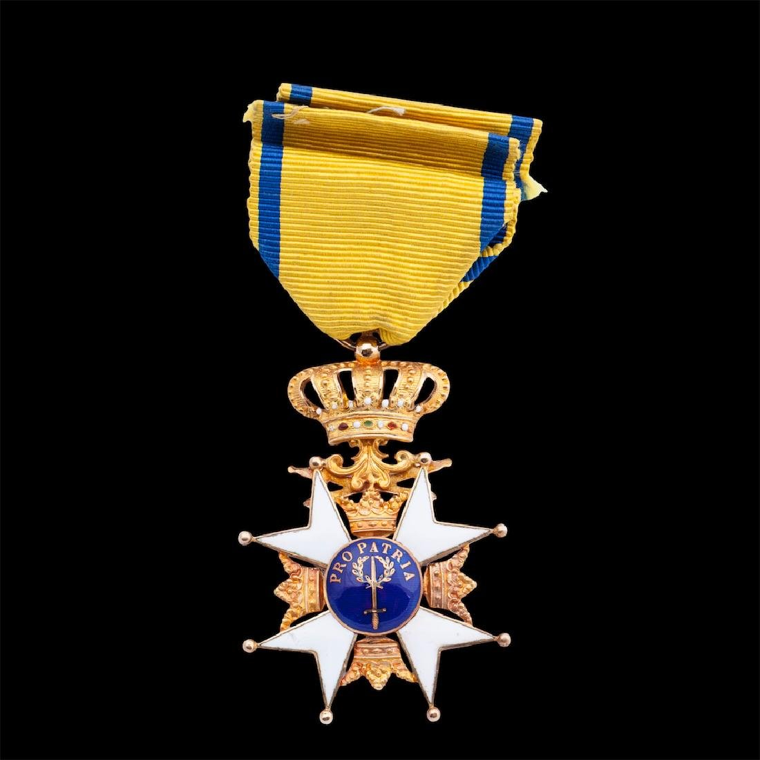 Order of the Sword, 1st Class Knight - 4