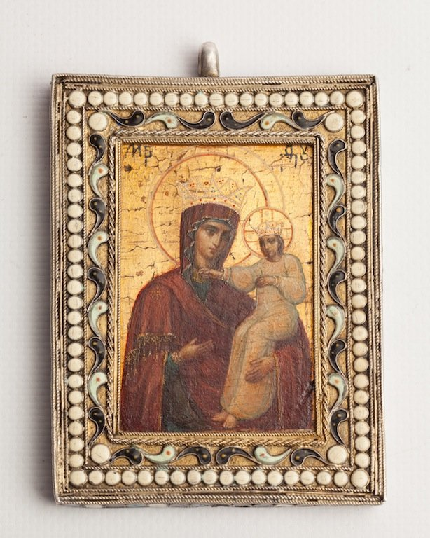 Icon Mother of God of Chernigov