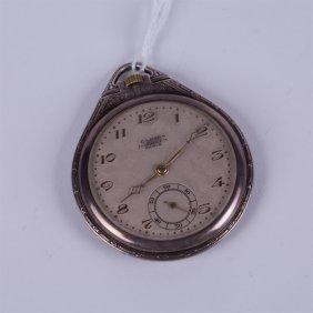 "Art Deco ""capion"" Pocket Watch."