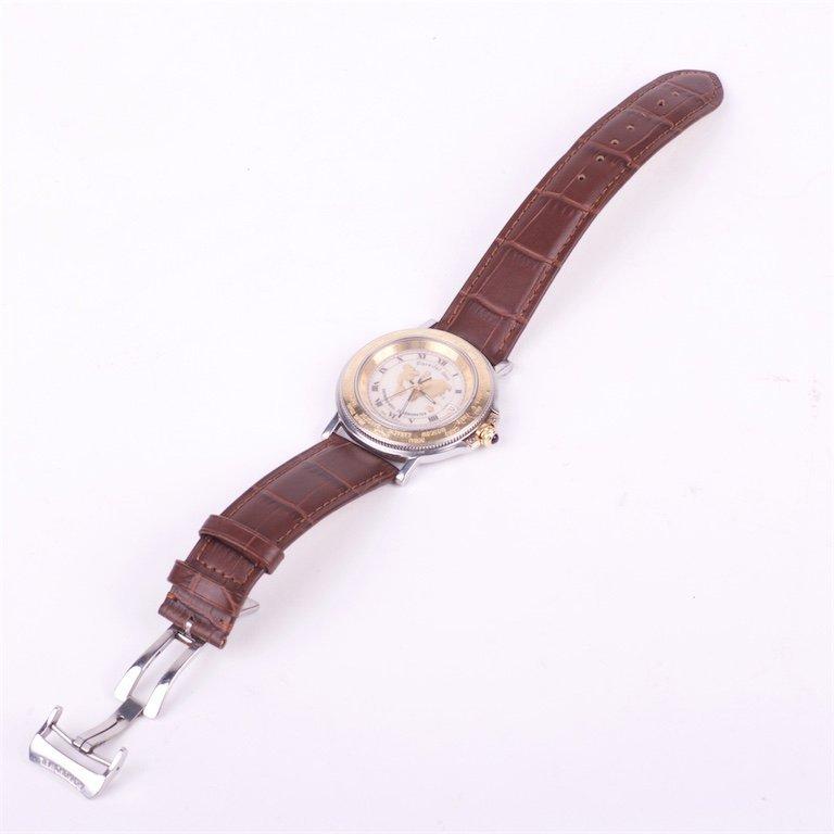 Raymond Weil Parsifal GMT Date Chronometer 18K/SS autom - 2