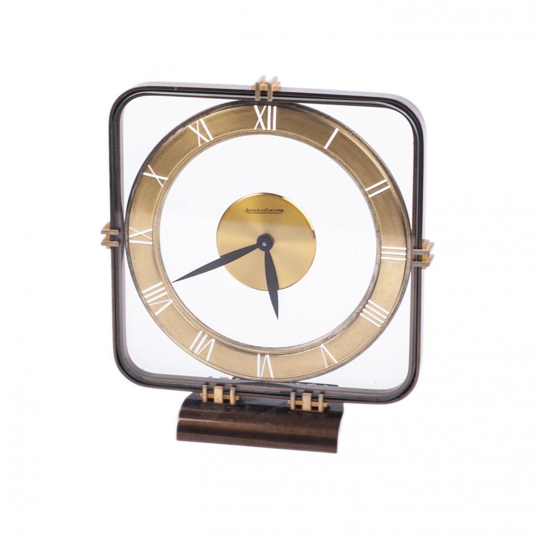 """Desk clock """"Jaeger Le Coultre"""""""