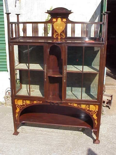 4041: A Superior quality display cabinet
