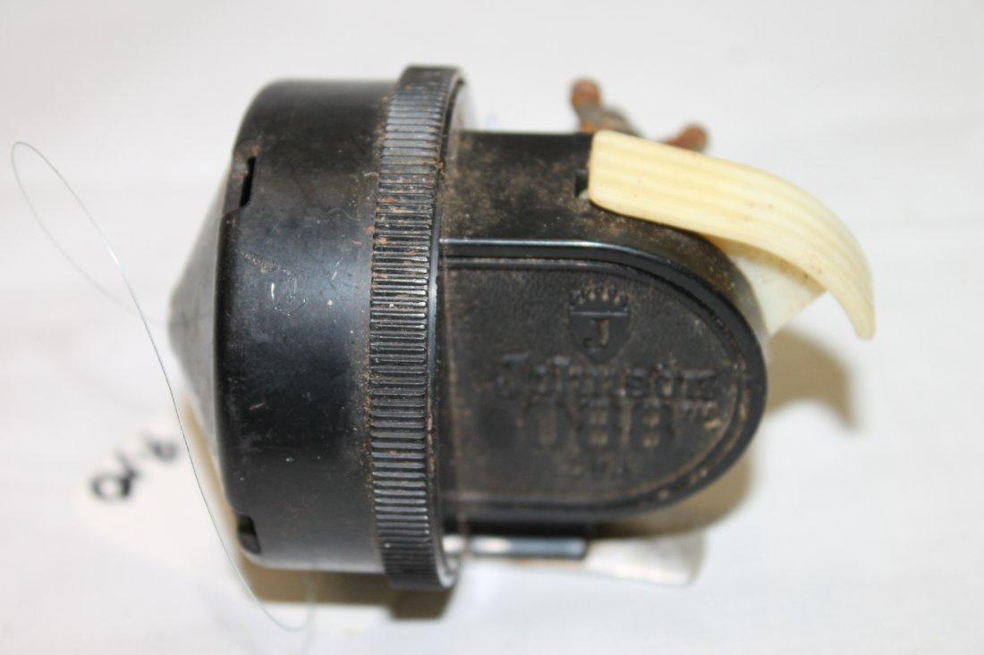 Vintage Johnson 088 Push Button Fishing Reel