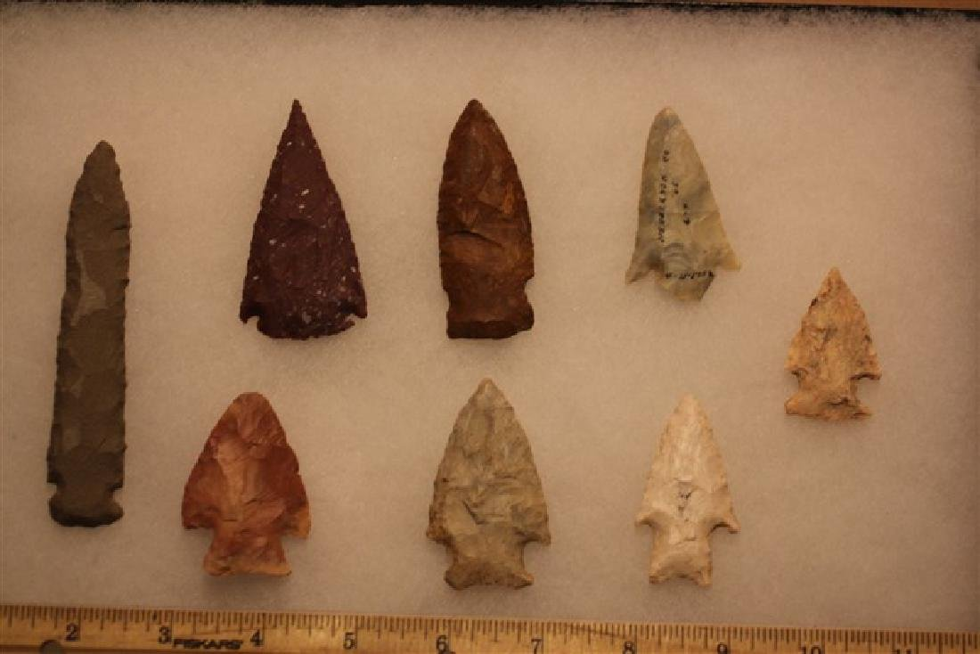 8 Miscellaneous Points, Pike County, IL & Henderson