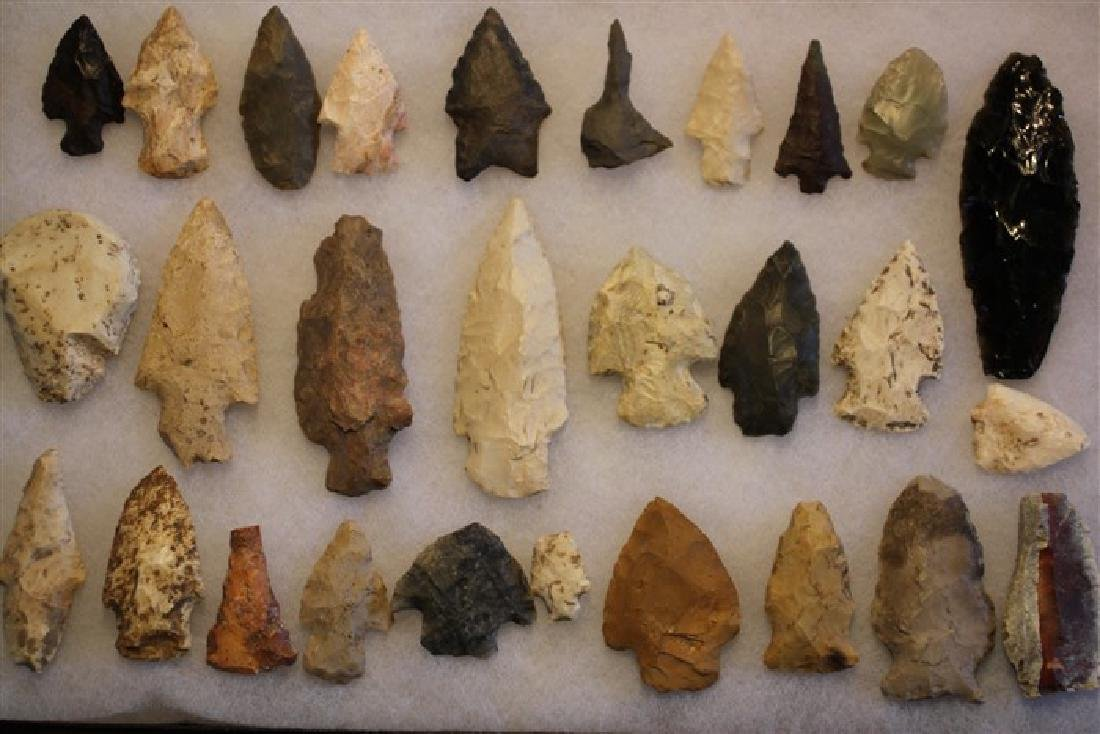 28 Miscellaneous Artifacts, Ex Jess Ready Collection