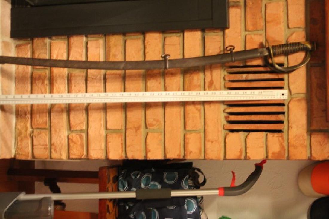 """42"""" Civil War Period Short Sword"""