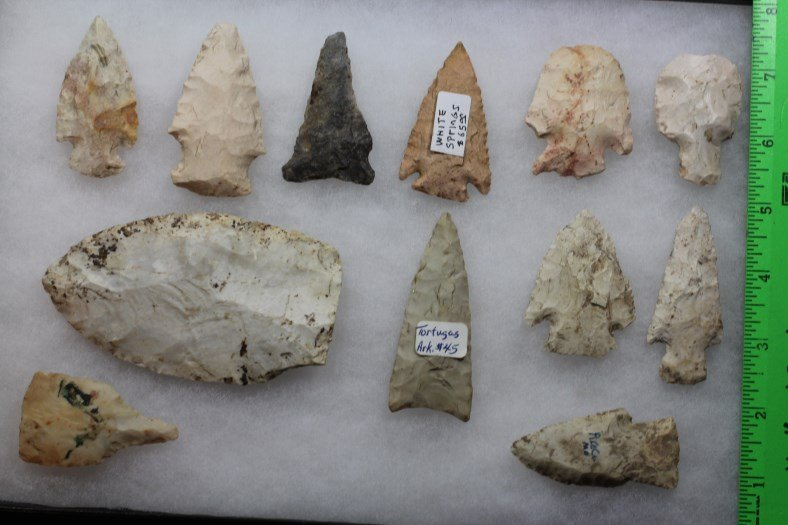 12 Miscellaneous Artifacts, North Central, USA