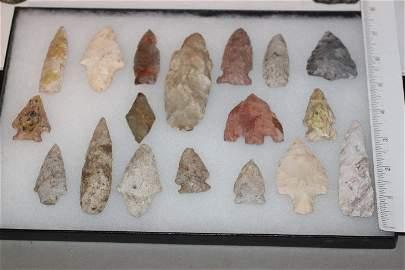 18 Miscellaneous Arrowheads