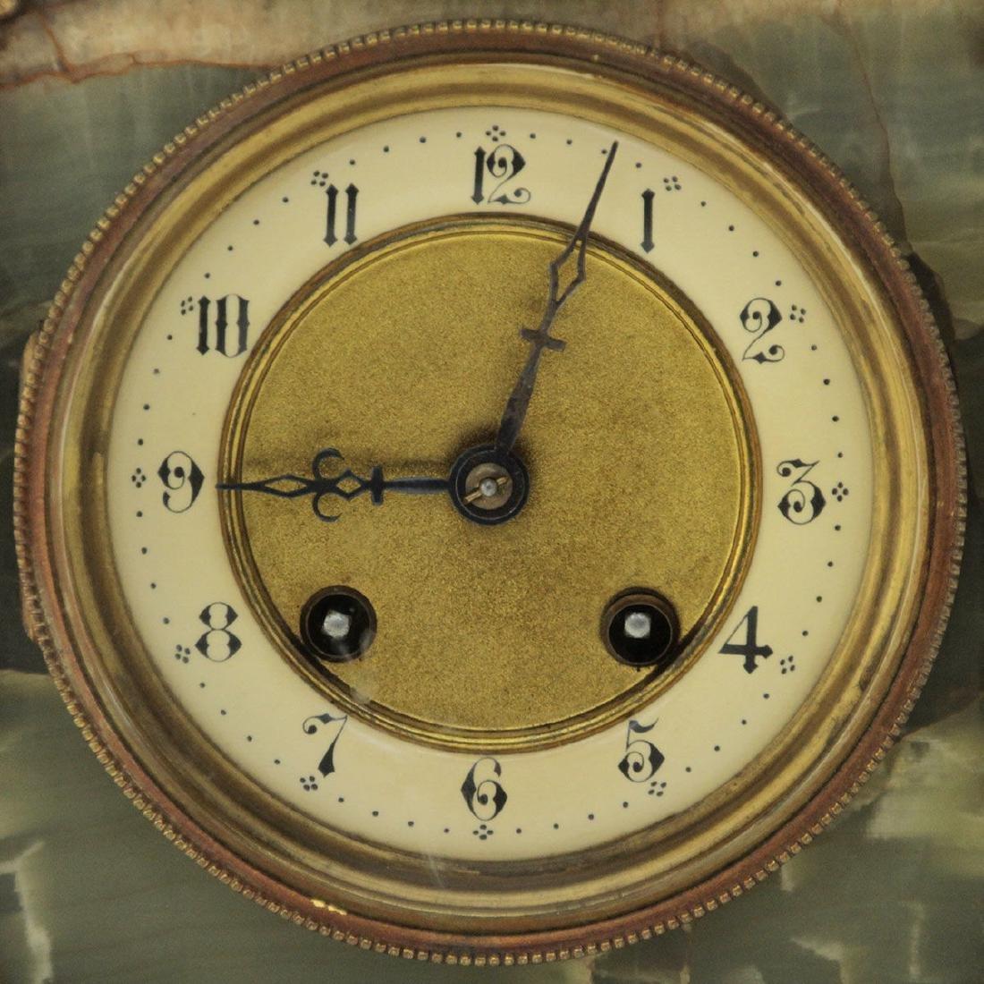 Mantel Clock. - 3