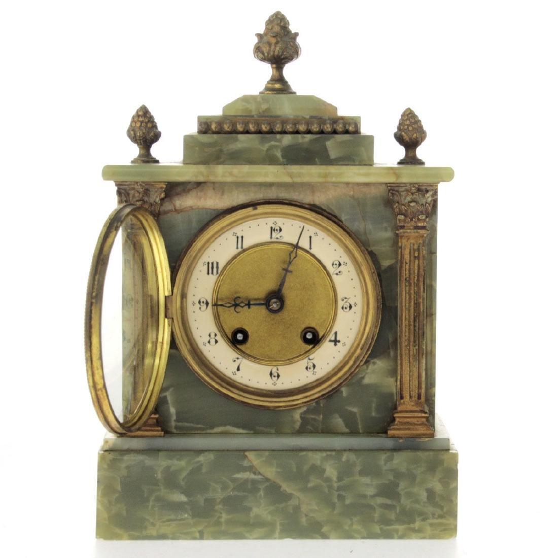 Mantel Clock. - 4