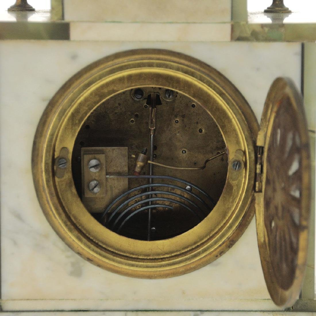 Mantel Clock. - 6