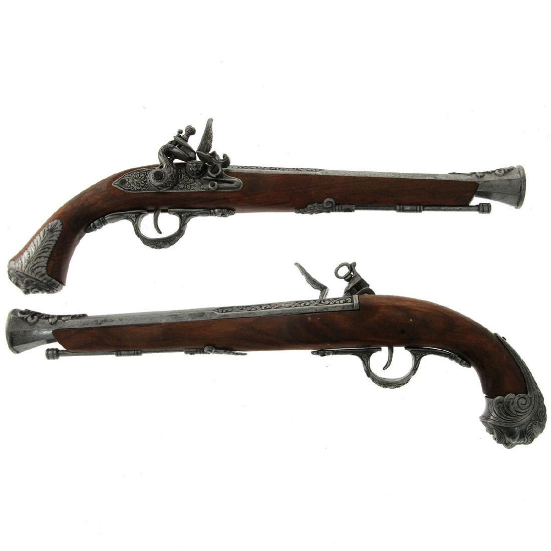 Flintlock Pistol Replica.