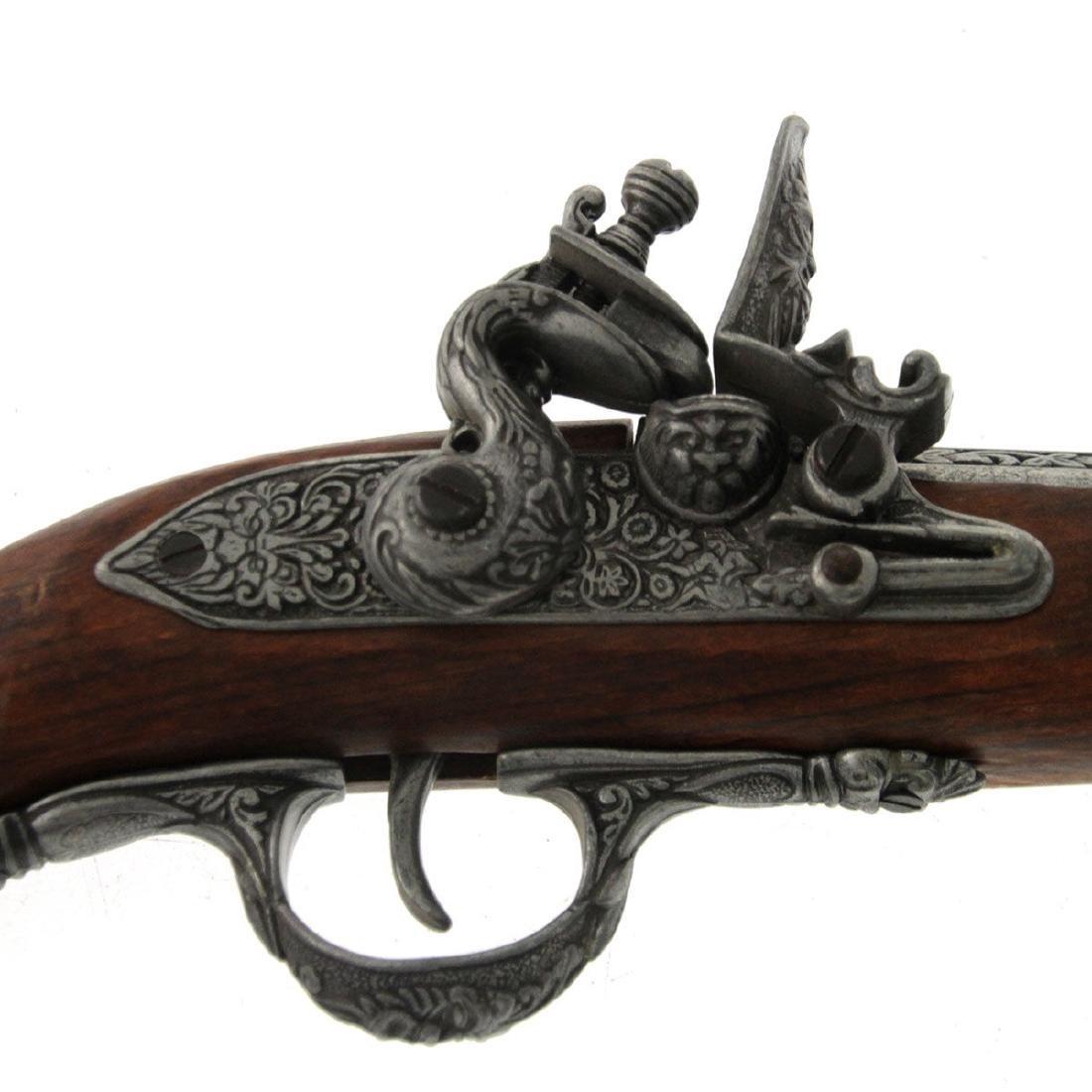 Flintlock Pistol Replica. - 4