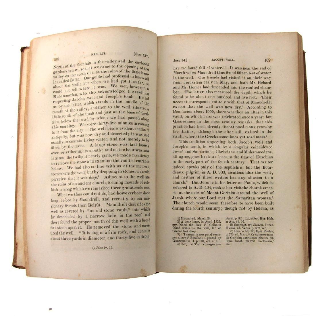 Biblical Researches in Palestine, Edward Robinson, - 2