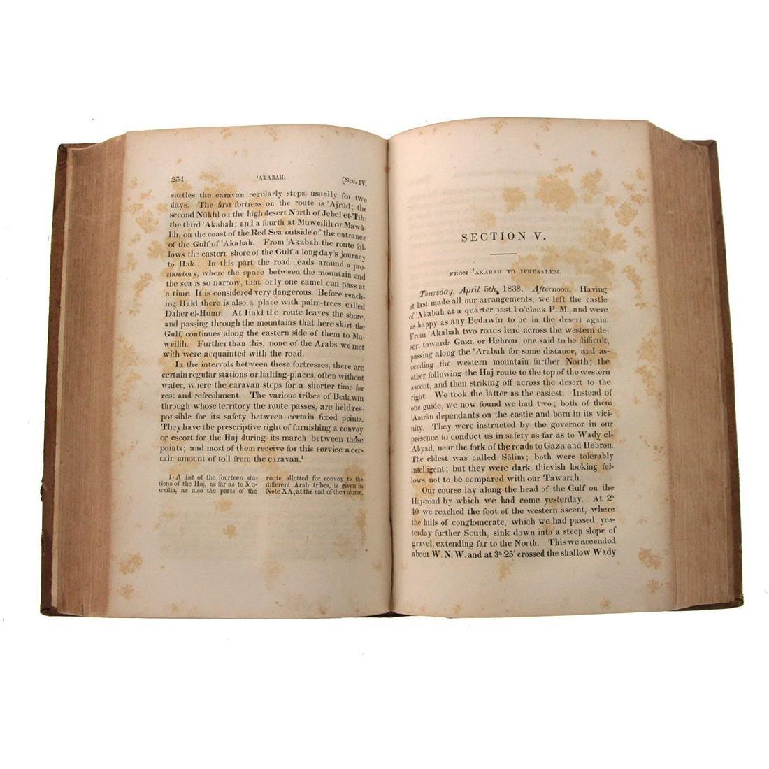 Biblical Researches in Palestine, Edward Robinson, - 4