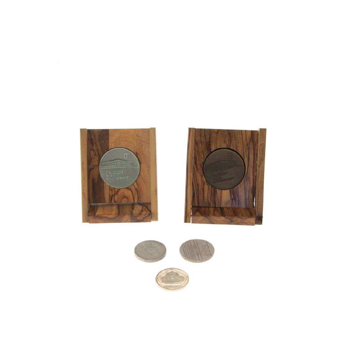 Israel Silver Coins and Medals.