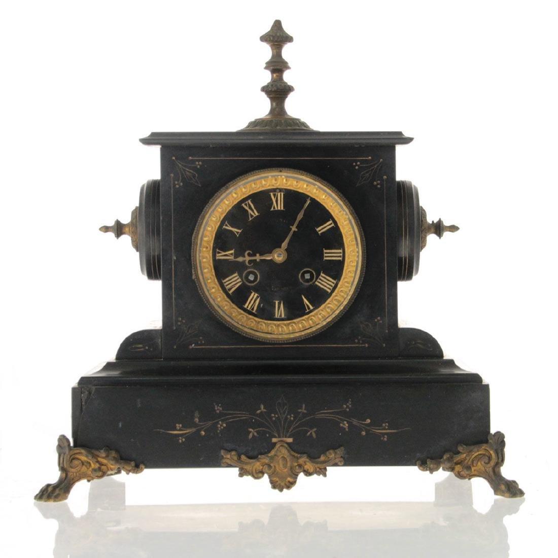 Mantel Clock, France and England, Circa 1880.