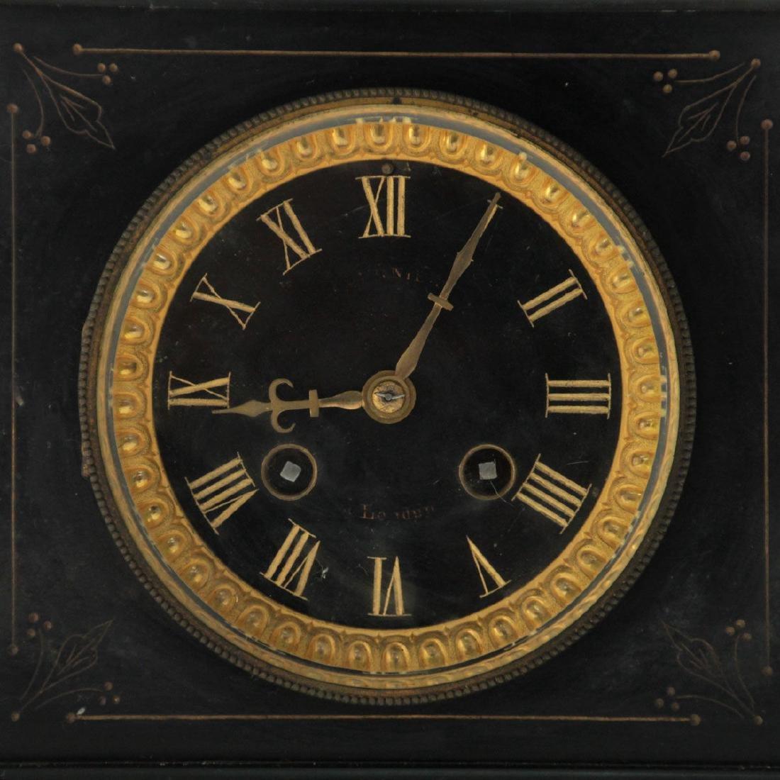 Mantel Clock, France and England, Circa 1880. - 2
