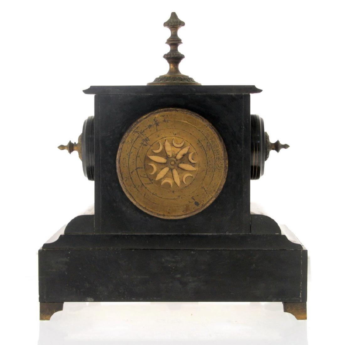 Mantel Clock, France and England, Circa 1880. - 5