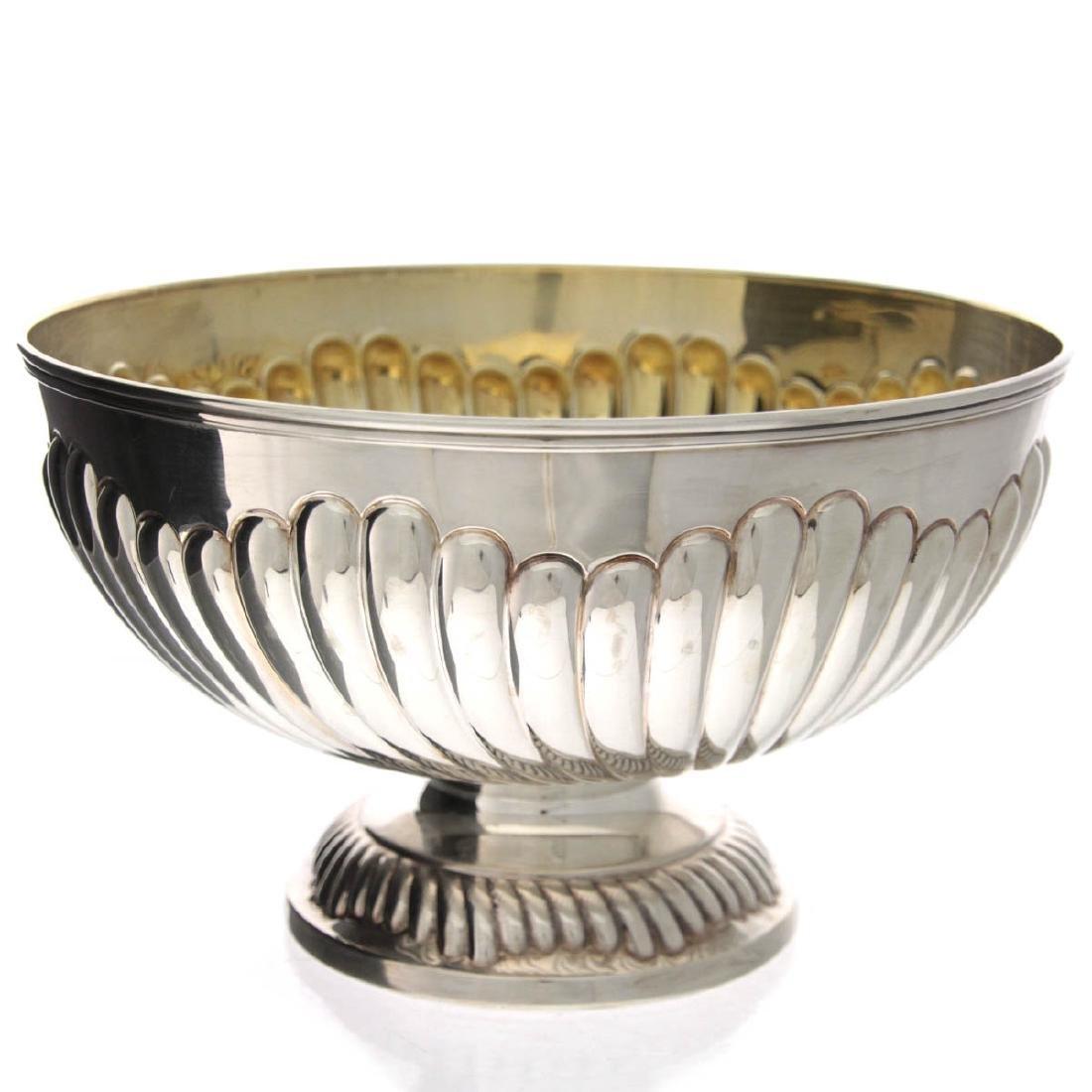 Hazorfim Sterling Silver Bowl.