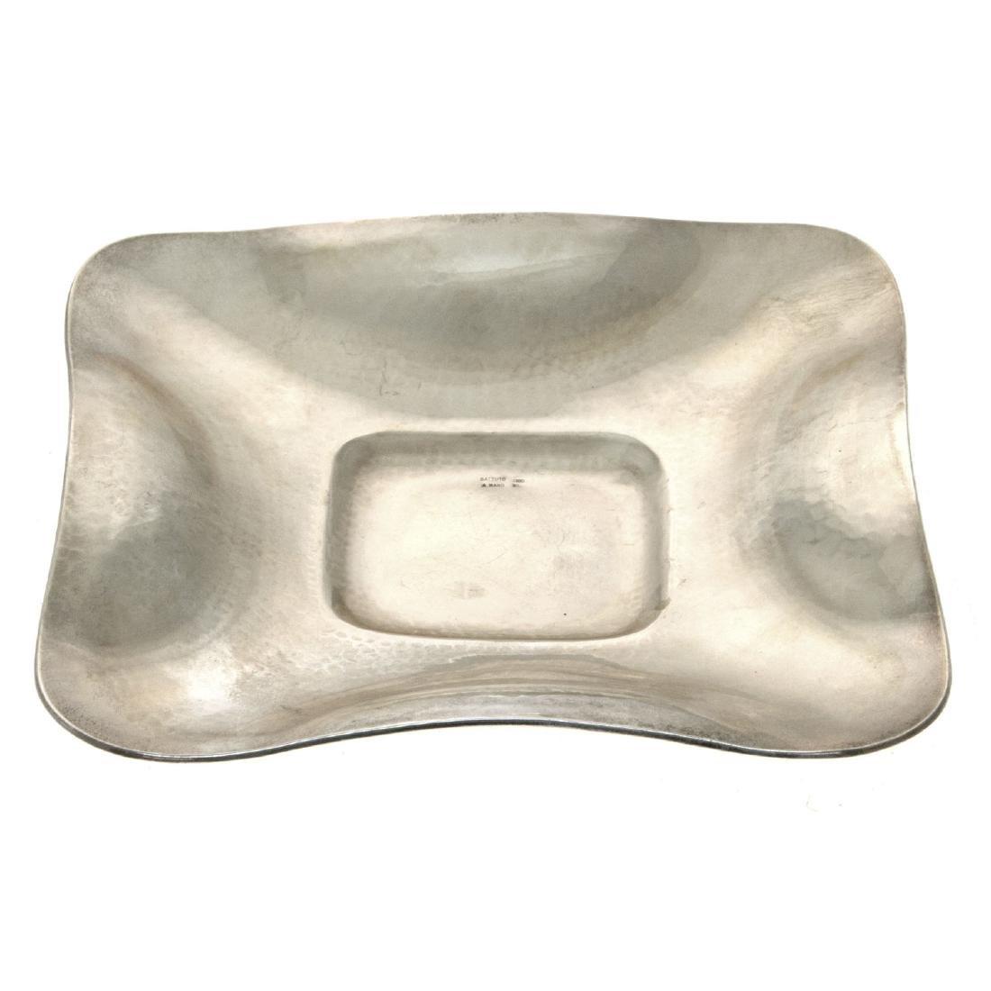 Italian Silver Tray.