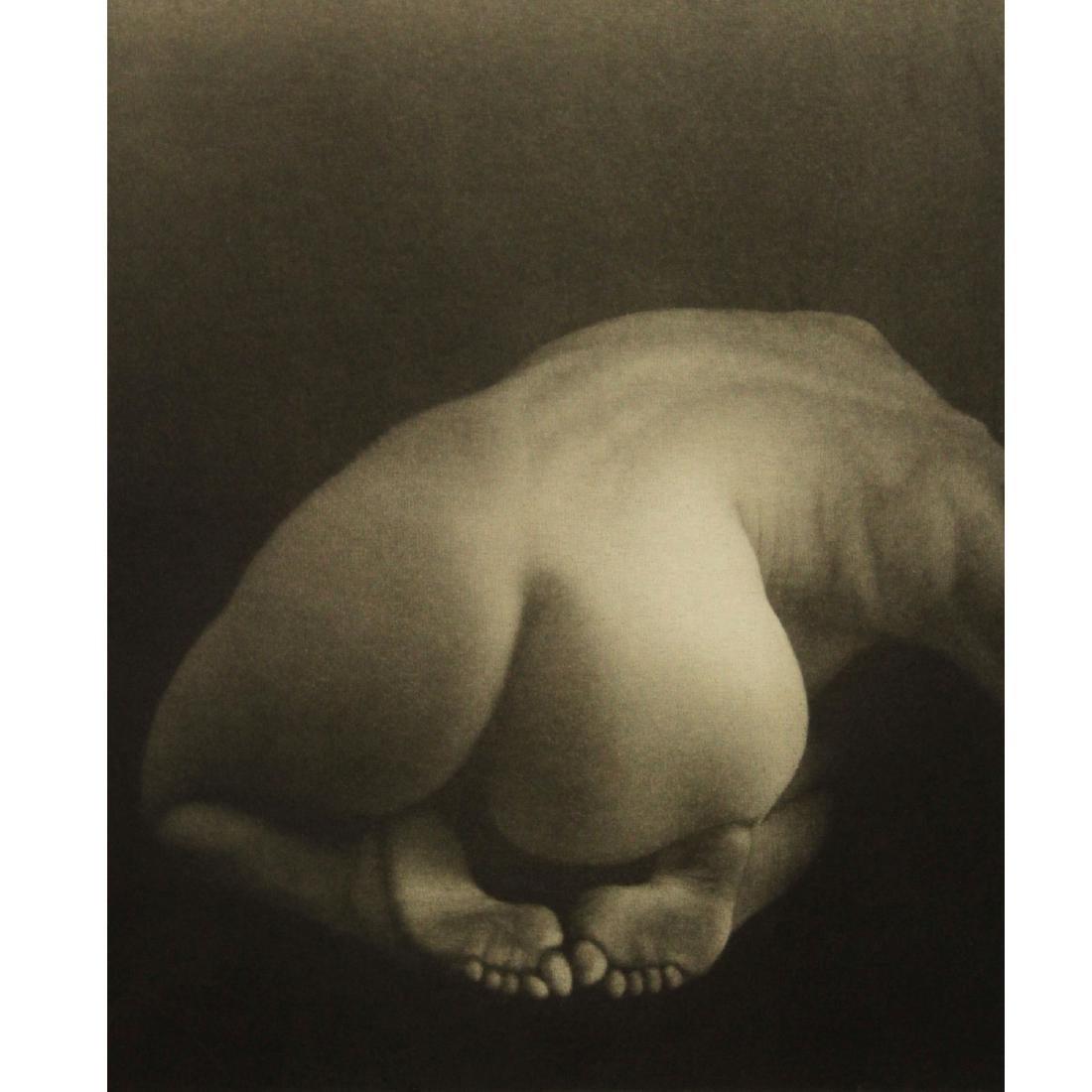Mikio Watanabe (Japan, b.1954) - Compassion, Mezzotint.