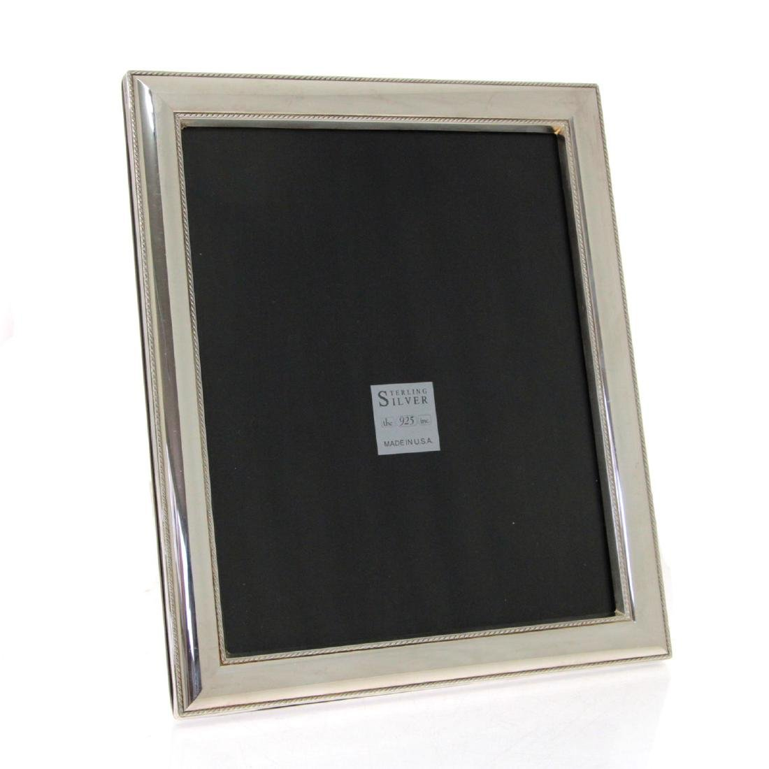American Sterling Silver Photo Frame.