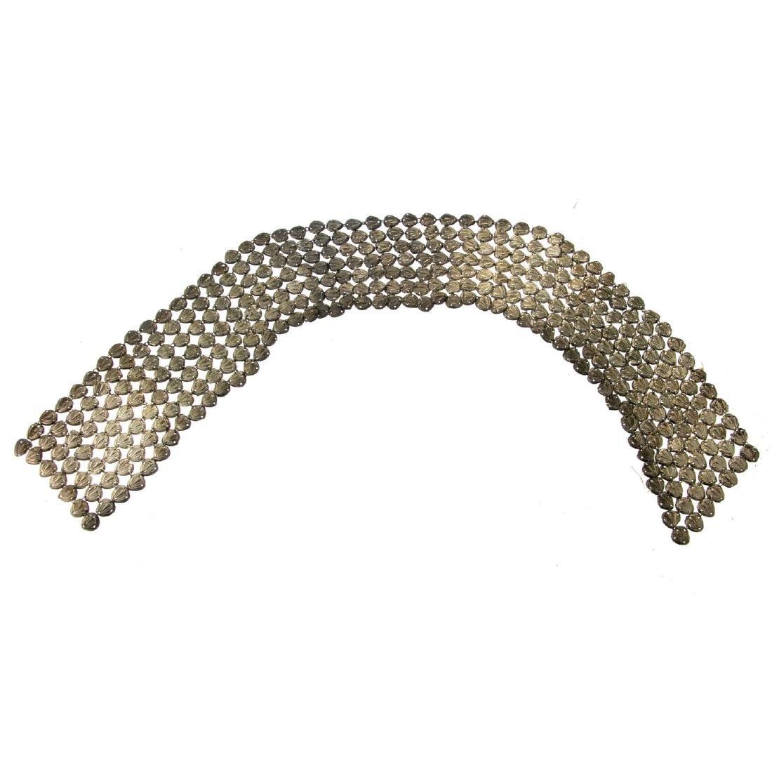 Silver Tallit (Praying Shawl) Ornament.