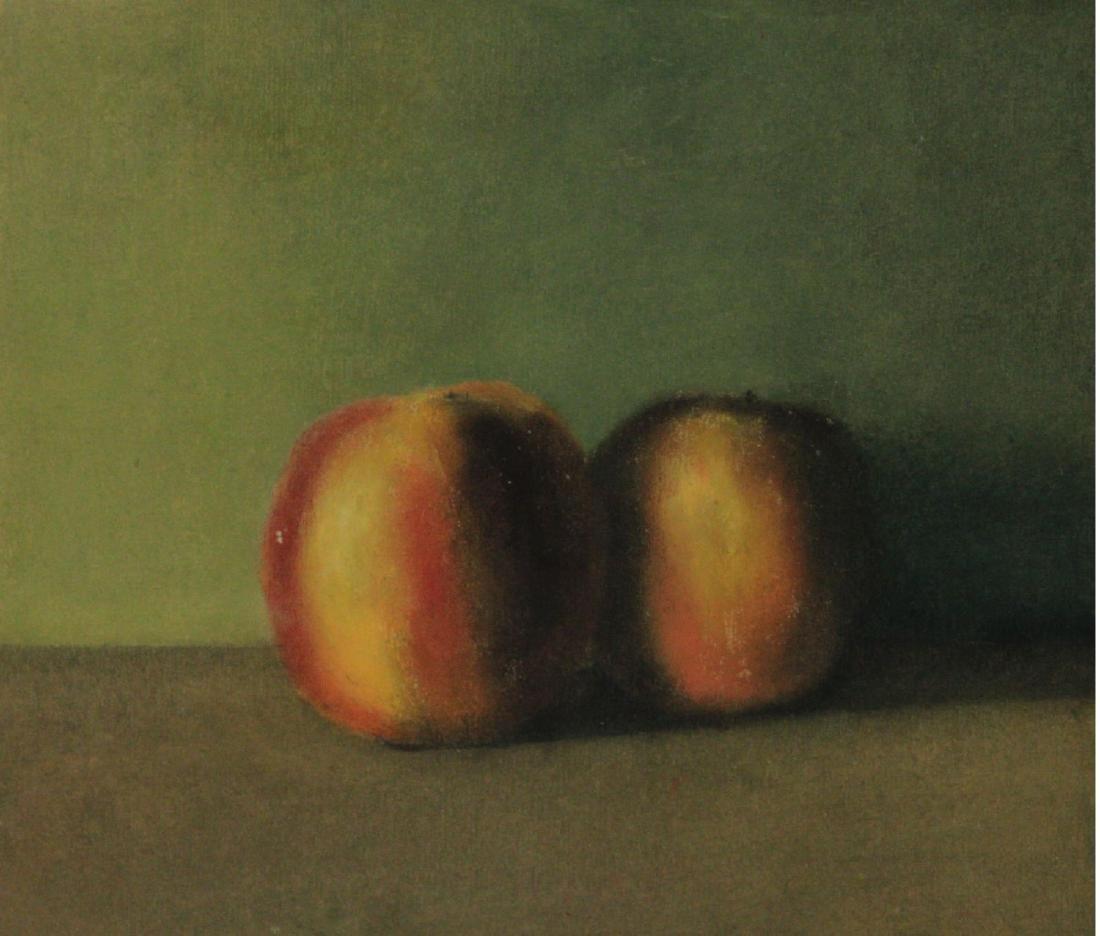 Yaron Cohen - Still Life, Oil on Paper Mounted on