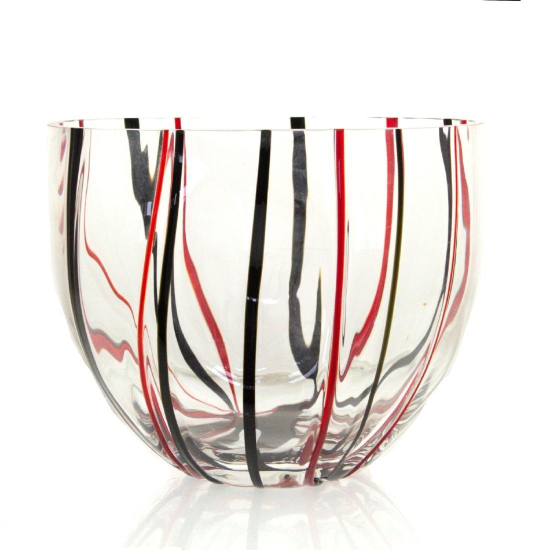 Murano Glass Vase.