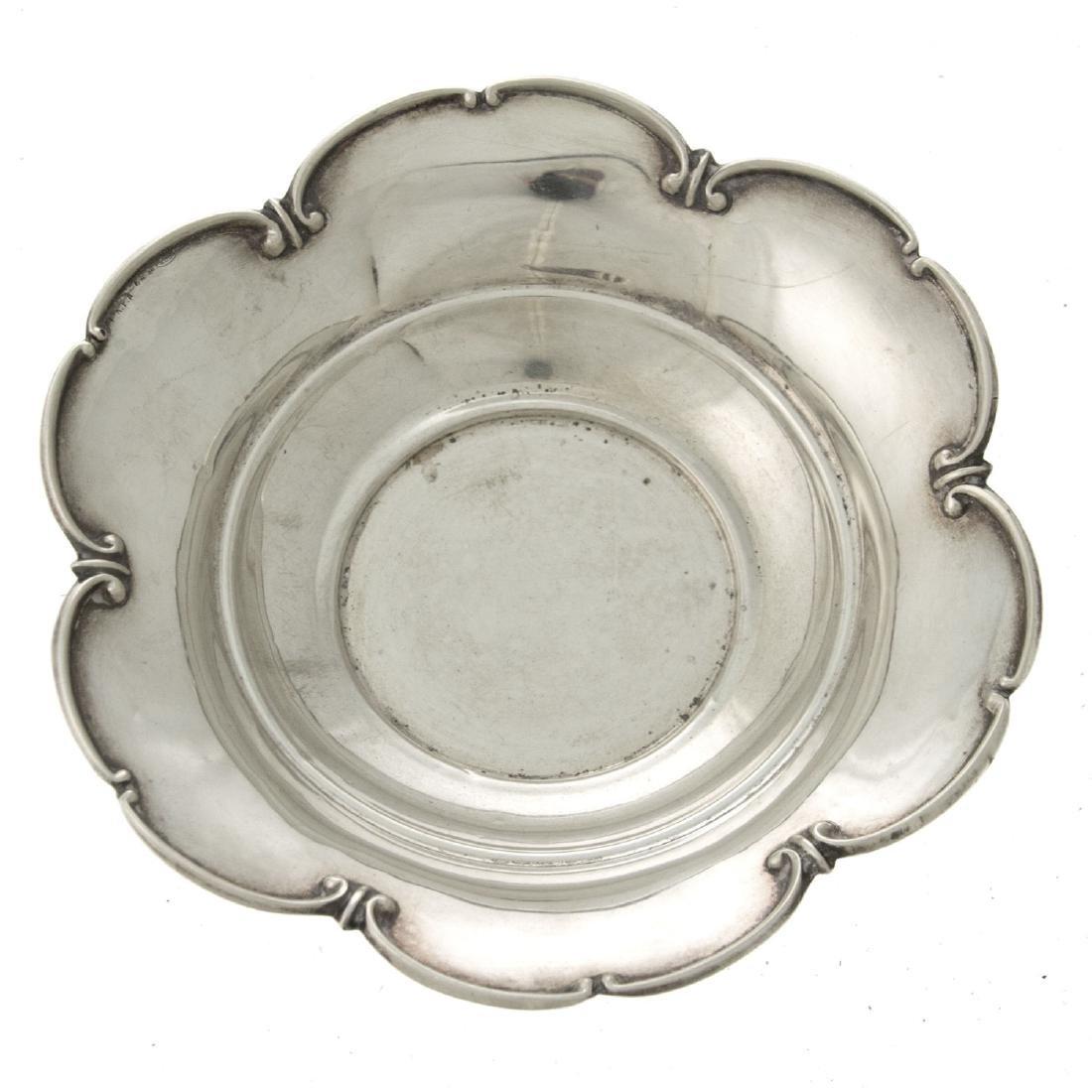 Italian Silver Bowl.