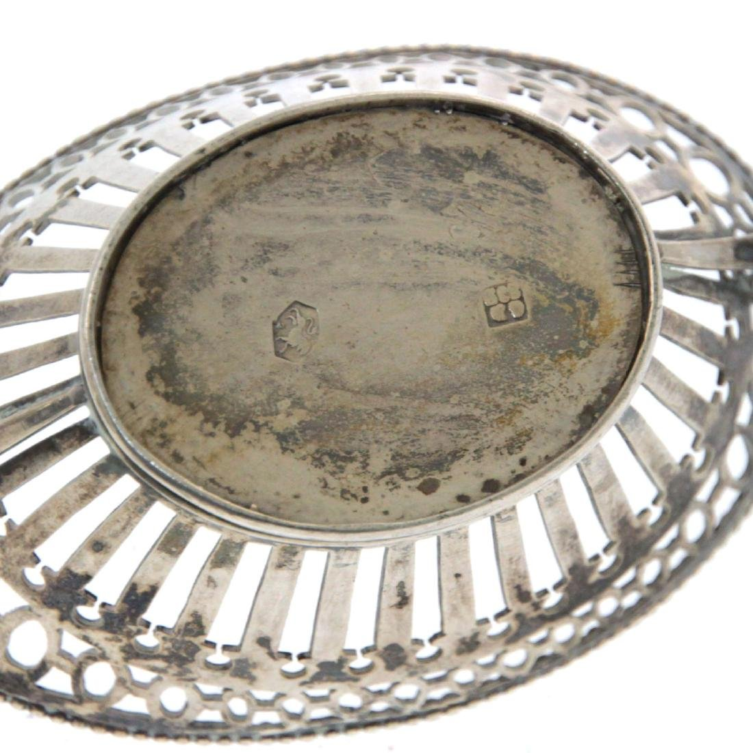 Lot of Silver Dishes. - 8