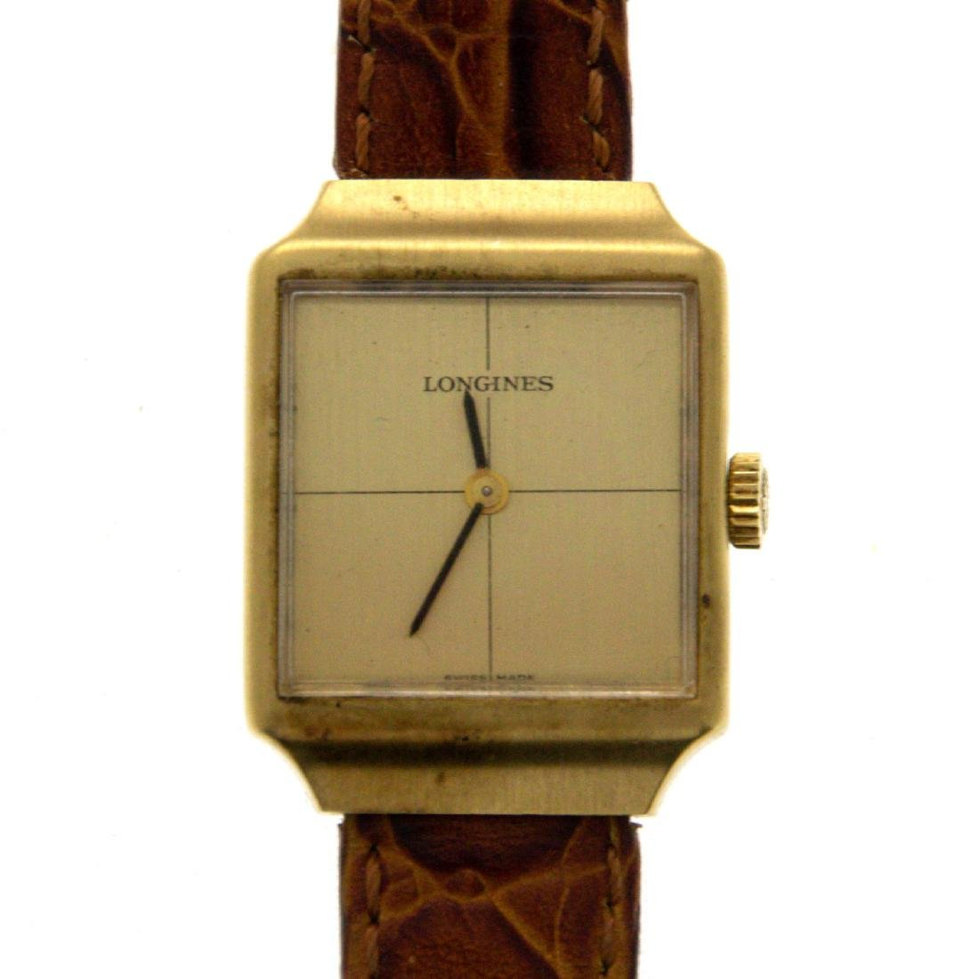 Longines Wrist Watch. - 2