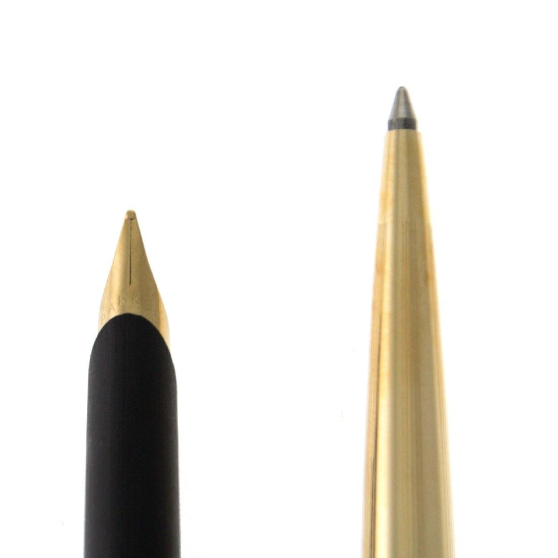 Parker Fountain Pen and Ballpoint Pen. - 3