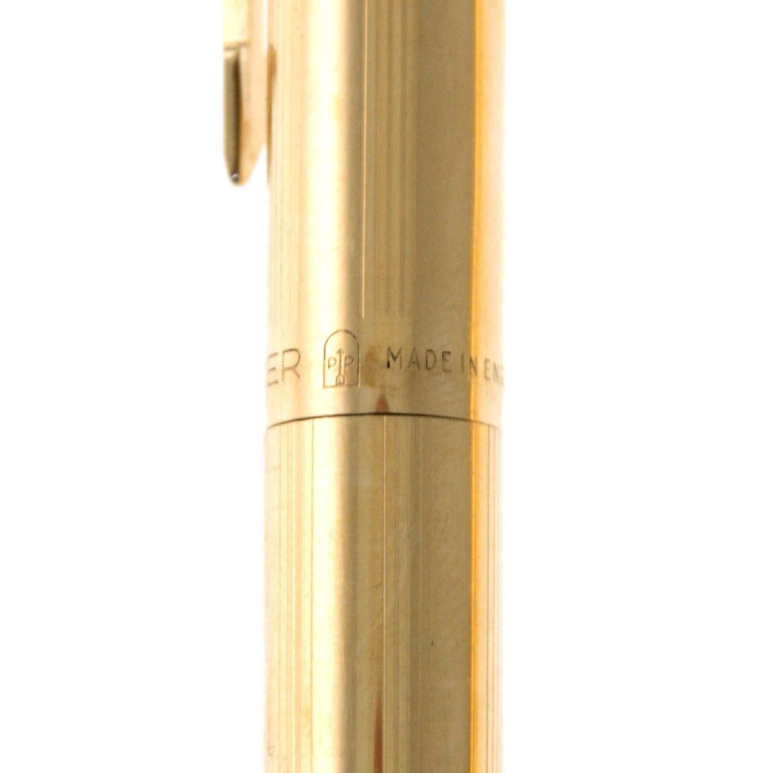 Parker Fountain Pen and Ballpoint Pen. - 4