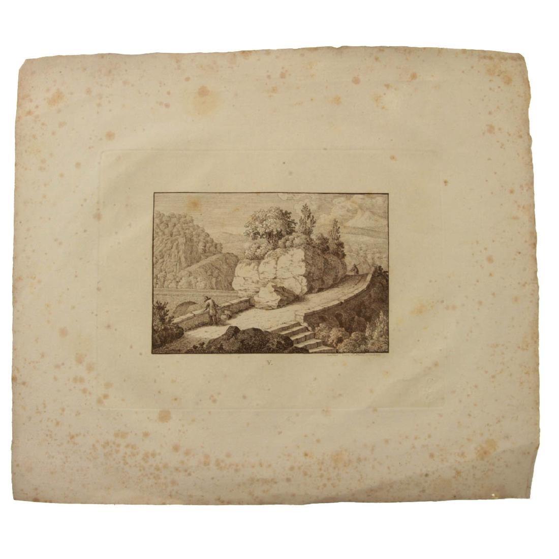 Radirte Blatter nach Handzeichnungen von Goethe - 5 - 5