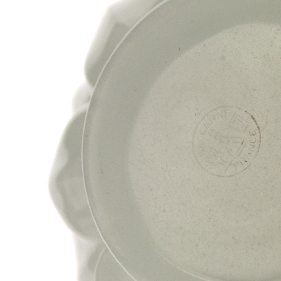 Baccarat Vase. - 2