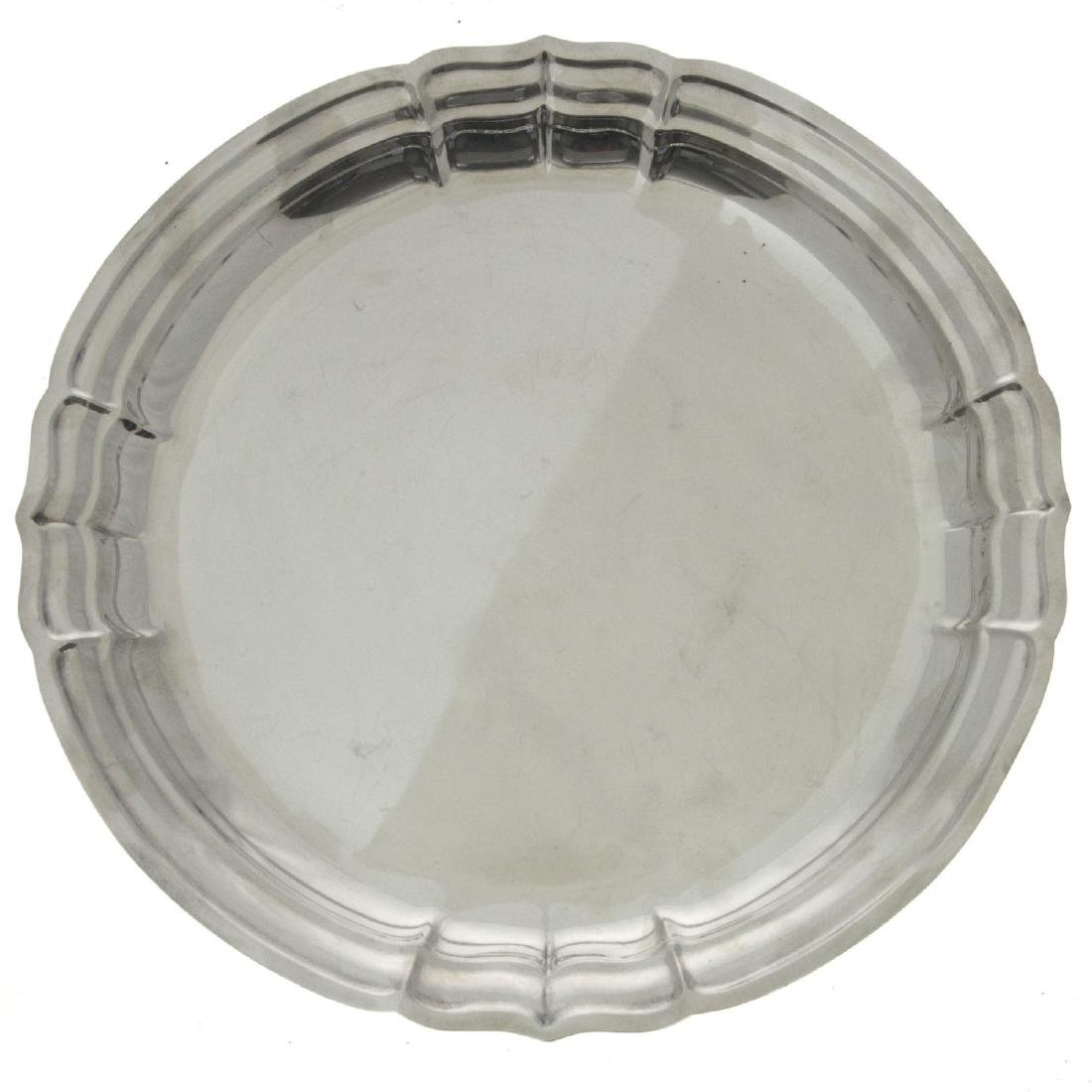 Reed & Barton Sterling Silver Newport Tray.