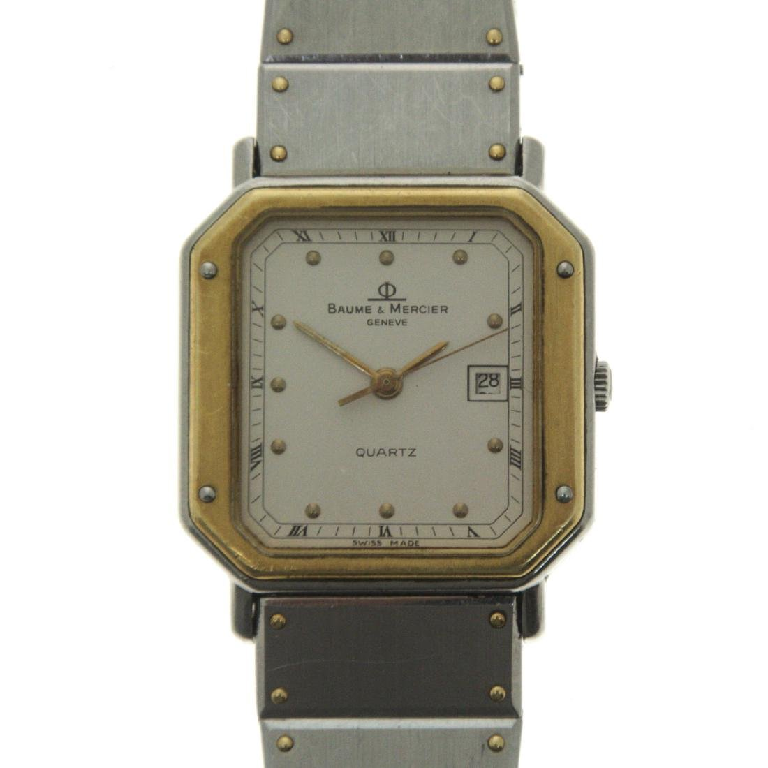 Baume & Mercier Wrist Watch.