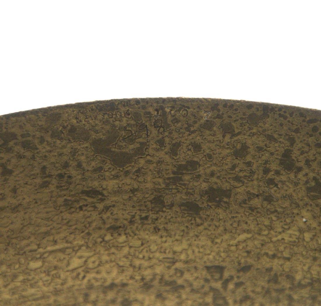 Tiffany Studios Gilt Bronze Bowl. - 3