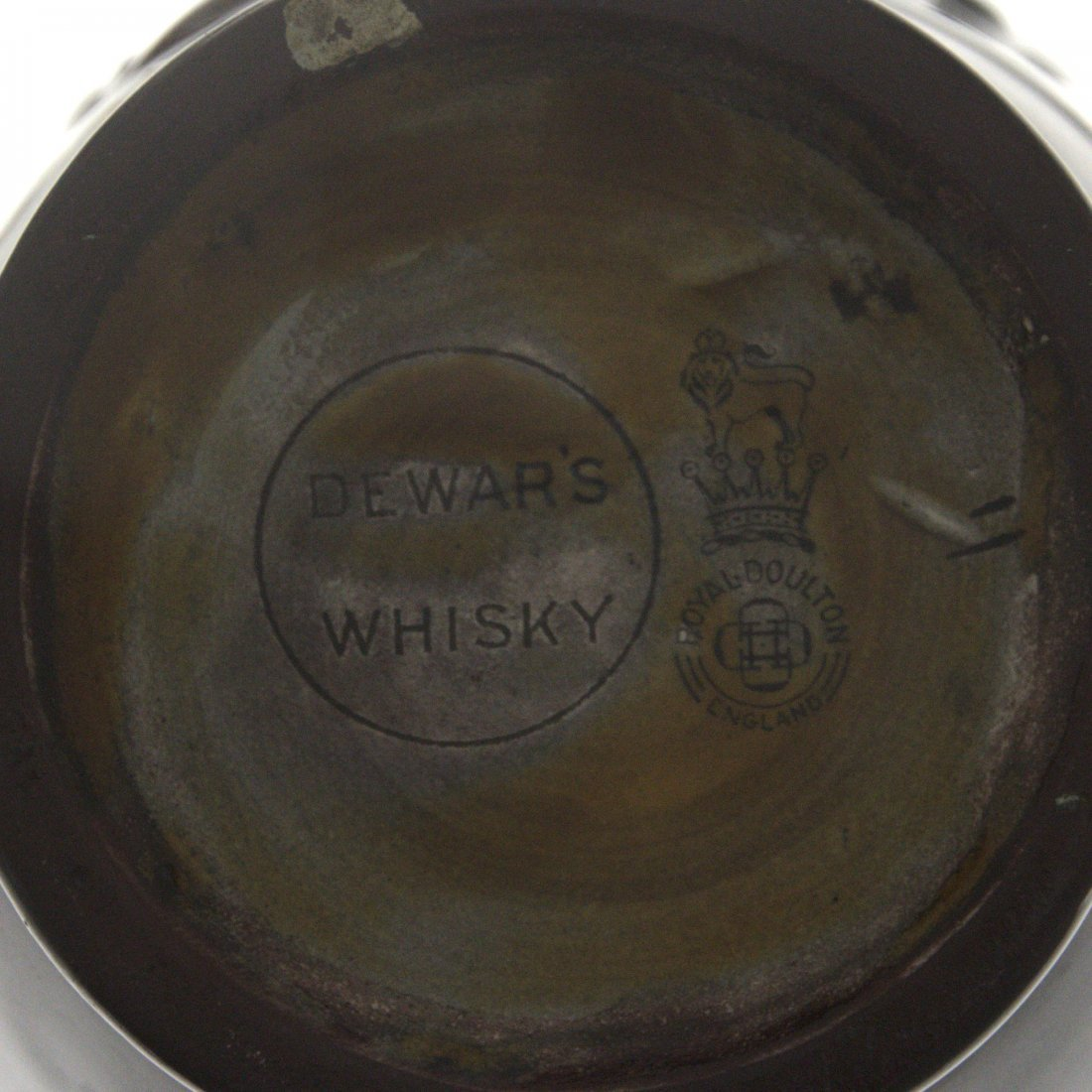 Royal Doulton Dewar's Whisky Tony Weller Ceramic Jug. - 3