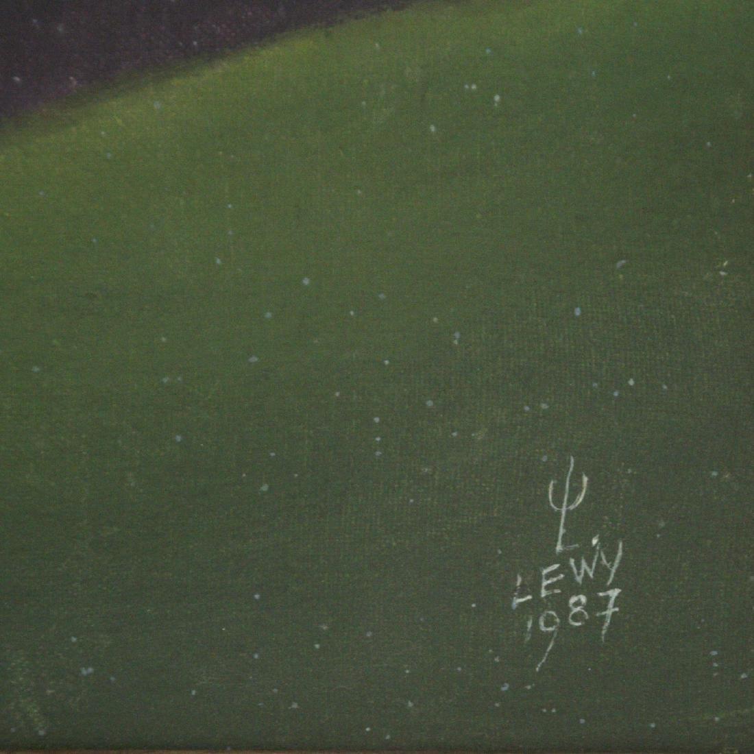 Walter Lewy (Germany / Brazil, 1905-1995) - Oil on - 3