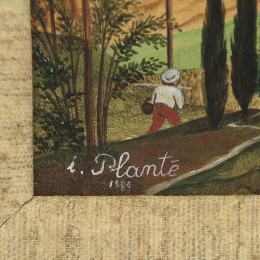 Isabelle Plante (French, b.1949) - Les Collines de - 3