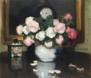 Alfons Karpinski (Polish, 1875-1961) - Still Life, Oil