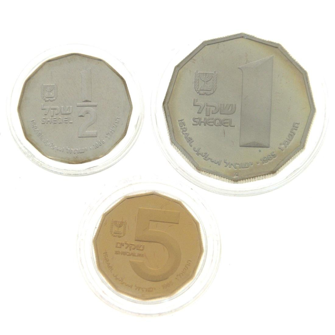 Capernaum Gold and Silver Coin Set.