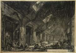 Giovanni Battista Piranesi (Venice, Italy, 1720-1778) -