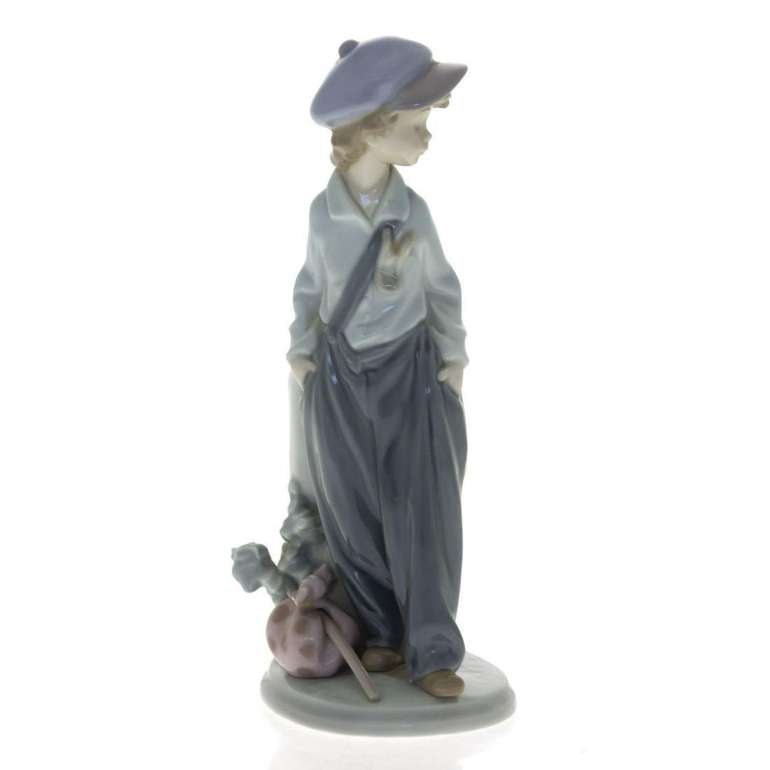 Lladro Porcelain Figure - The Wanderer.